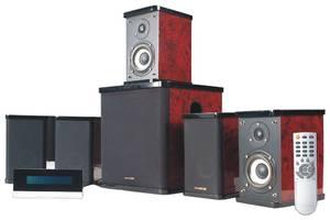 Нові Домашні акустичні системи Microlab