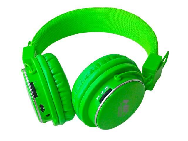 бу Bluetooth стерео навушники НЯ Q8-851S з МР3 плеєром і FM радіо в Херсоні