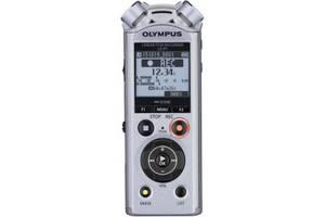 Новые Диктофоны Olympus