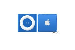 Новые MP3 плееры Apple