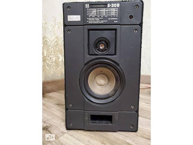 Радиотехника S-30B, колонки, акустика- объявление о продаже  в Вінниці