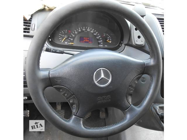 купить бу Мультируль, Руль Mercedes Vito (Viano) Мерседес Вито (Виано) V639 (109, 111, 115) в Ровно