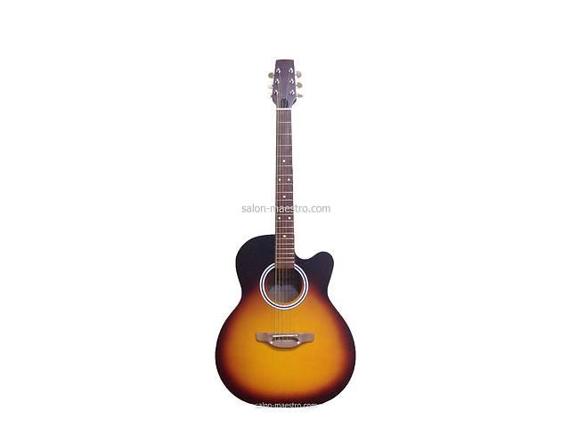 купить бу ( 02\019 ) Новая Акустическая Гитара Eagle E-3 Матовая в Чернигове