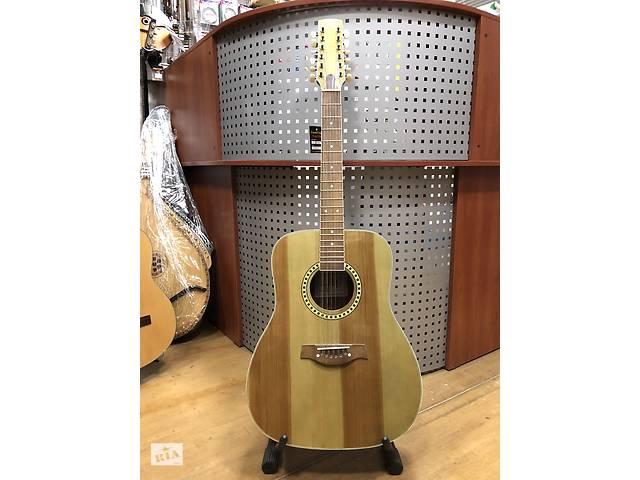 продам (2708) Акустична 12-ти струнна Гітара LAG бу в Одесі
