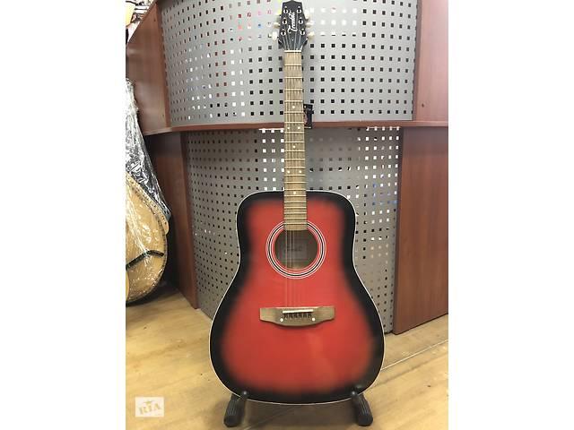 продам (2801) Акустична Гітара Трембіта бу в Чернігові