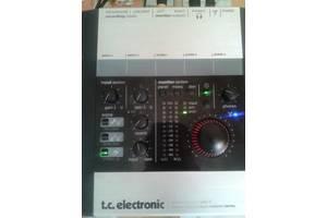 б/у Аудио карты для студии TC Electronic