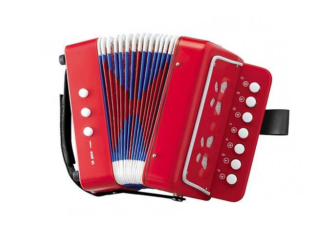 продам Гармошка игрушечная 6429 4 вида (Красный) бу в Одессе