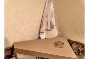 Нові Акустичні гітари Yamaha