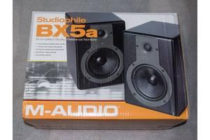 б/у Студийные мониторы M-Audio