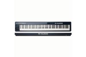 Новые MIDI клавиатуры M-Audio