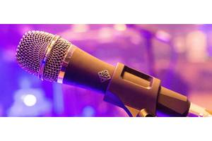 Новые Вокальные микрофоны