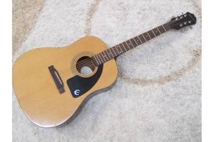 б/у Акустические гитары Epiphone