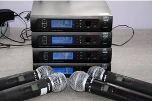 б/в Бездротові мікрофони