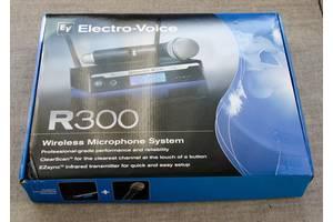 Новые Беспроводные микрофоны Electro-Voice