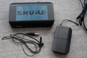 б/у Беспроводные микрофоны Shure