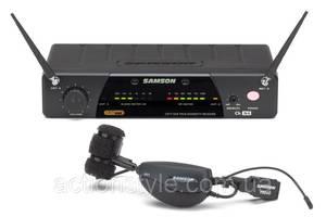 Новые Радиосистемы для концертов Samson