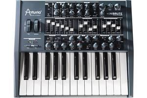 Новые Синтезаторы Arturia