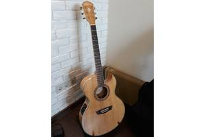 б/у Электро-акустические гитары Washburn