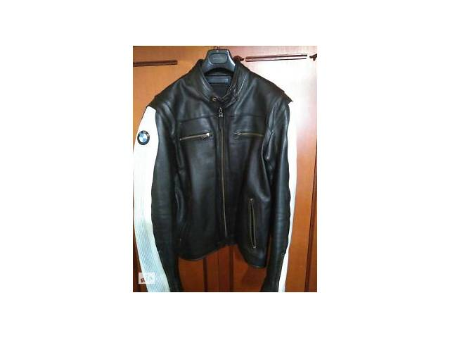 продам Bmw club leather motorcycle jacket size L бу в Києві