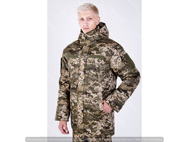 продам Бушлат Кордон-6 ММ-14 бу в Одессе