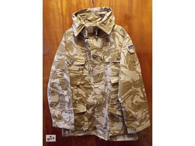 Куртка армії Британії в забарвленні Desert DPM.- объявление о продаже  в Харкові