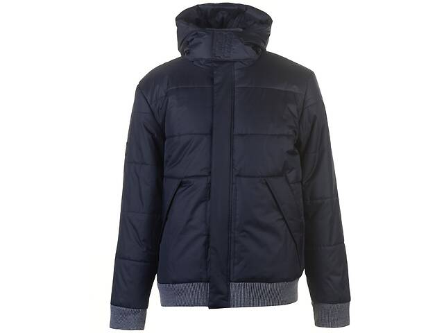 бу Куртка Lee Cooper Rib Padded Jacket Mens M Синяя (60086022390) в Киеве