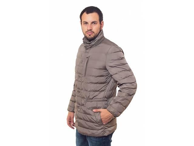 купить бу Куртка мужская Geox M7428B BUNGEE CORD 56 Бежевый (M7428BBECD) в Киеве