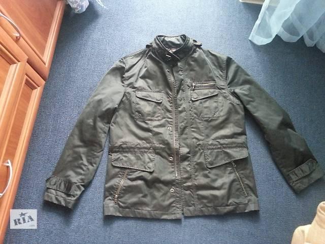 бу Стильна чоловіча куртка, вітровка, плащ Zara, М в Дніпрі (Дніпропетровськ)