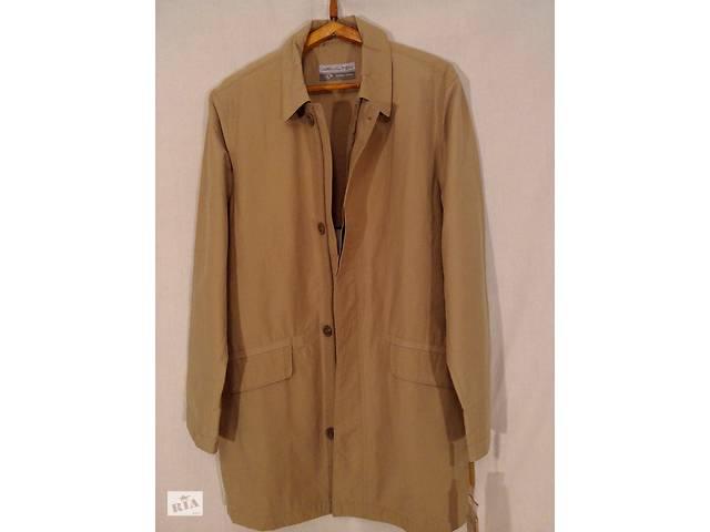 купить бу Удлиненная куртка-плащ в Одесі