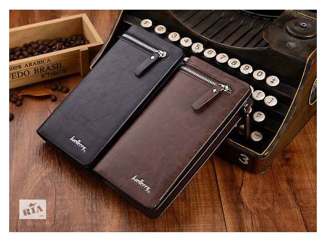 Мужское стильное портмоне - клатч кошелек Baellerry Italia !- объявление о продаже  в Тернополе
