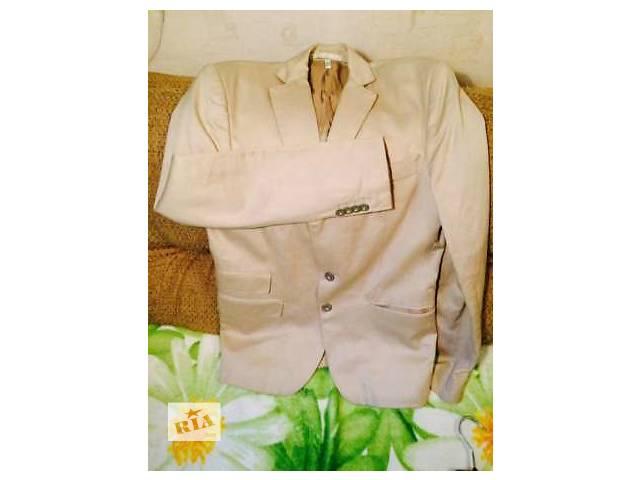 продам Мужской пиджак Zara бу в Киеве