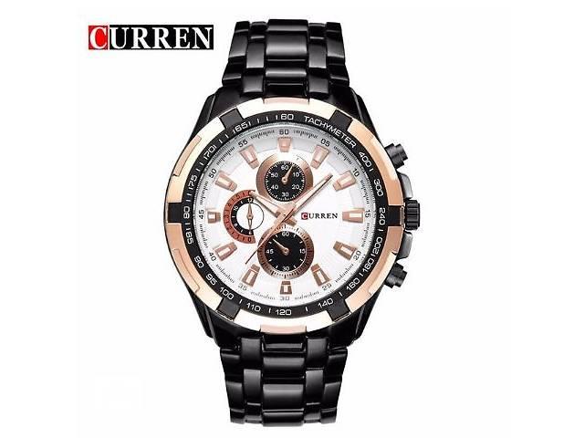 продам Наручные мужские часы CURREN - в ассортименте бу в Кривом Роге (Днепропетровской обл.)