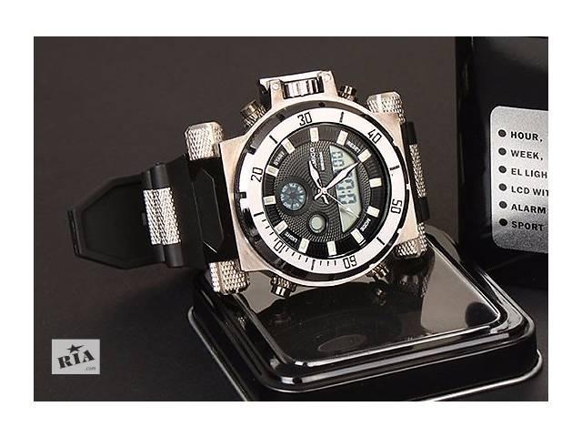 Крутые мужские наручные часы BOAMIGO Водостойкие 50М - Годинники в ... 5facb9ffc9ab3