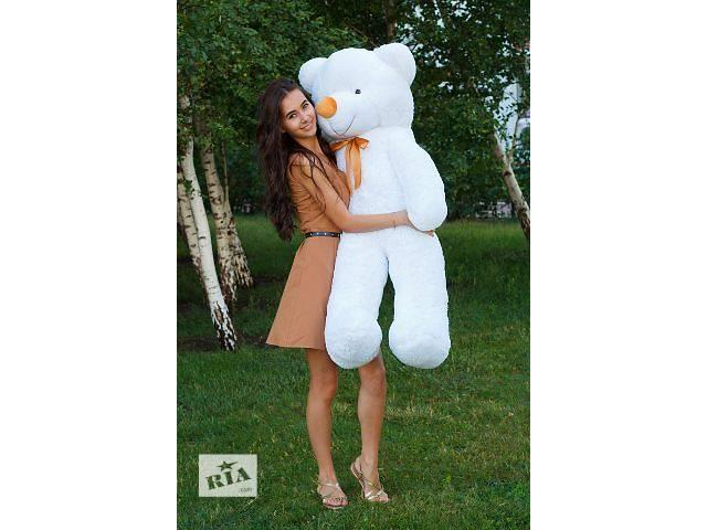 """бу Мягкая игрушка медведь """"Тедди"""" 140 см в Черкассах"""