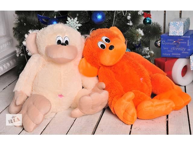 Мягкая игрушка «Обезьянка»- объявление о продаже  в Киеве