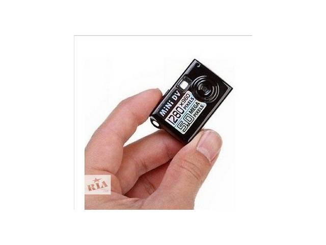 Мини видео камера Mini DV для экшин съемок, универсальная мини камера с отличным разрешением 5 Мрх- объявление о продаже  в Киеве
