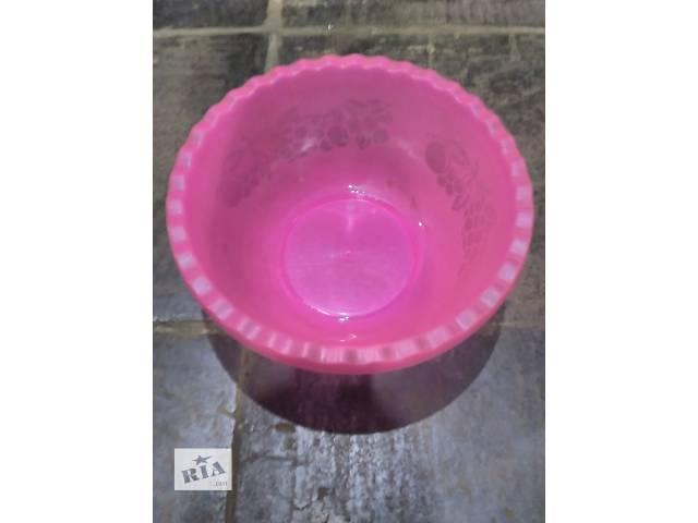 Миска пластмассовая- объявление о продаже  в Измаиле