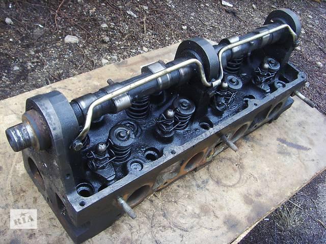 купить бу На Ford Sierra 1.6 бензин (LSD) Головка блока. Голова двигателя с диметром поршней 81,0 мм. Состоянии головы идеальное,  в Запорожье