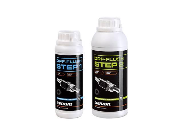 Набор для чистки сажевого фильтра - XENUM DPF FLUSH KIT (Step1 + Step2)- объявление о продаже  в Киеве