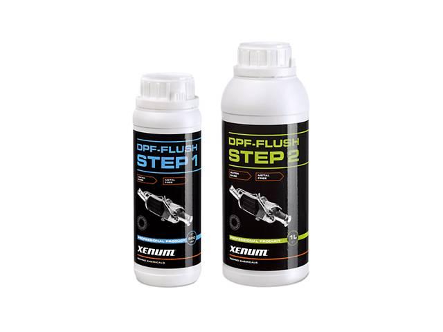 Набор для чистки сажевого фильтра XENUM DPF FLUSH KIT (Step 1 + Step 2) 1.5 л (6118000)- объявление о продаже  в Новояворовске