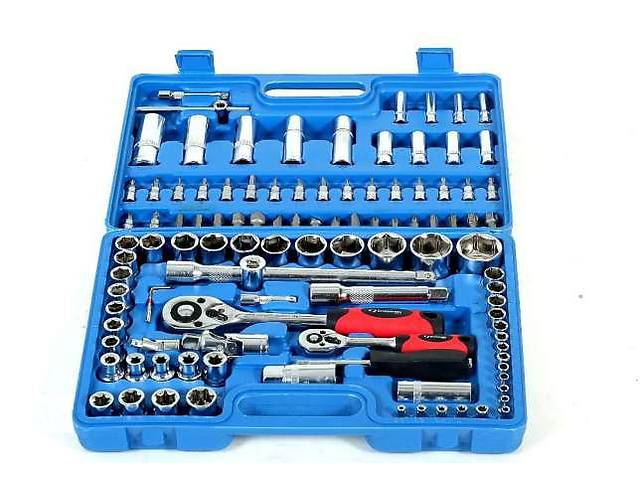 продам Набор инструментов ключей ключи, инструменты СHAMPION108 бу в Луцке