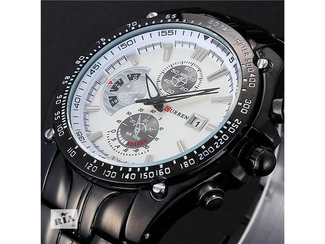 бу Наручные часы мужские CURREN Super - 4 модели в Кривом Роге (Днепропетровской обл.)
