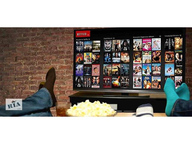 бу Налаштування Smart tv, прошивка, розблокування, зміна регіону, IPTV/OTT без абонплати в Одесі