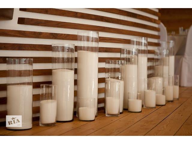 купить бу Насипні свічки прокат, оренда 37 грн. в Харкові