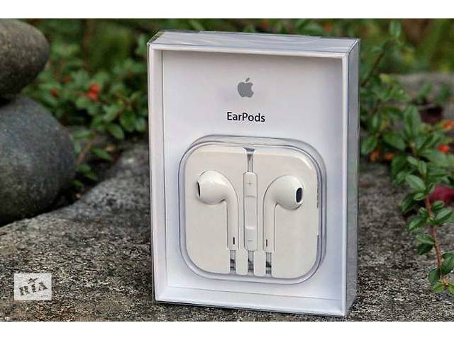 купить бу Наушники Apple Earpods. ОРИГИНАЛ. Гарантия! в Покровске (Красноармейск)
