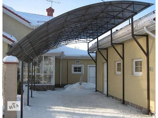 продам Навес для авто изготовление на заказ. бу в Луганске