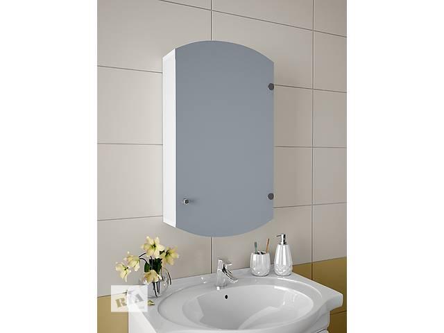продам Навесной, зеркальный шкаф для ванной комнаты А-47 бу в Киеве