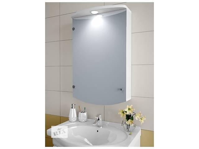 Навесной, зеркальный шкаф для ванной комнаты SZ-57- объявление о продаже  в Киеве