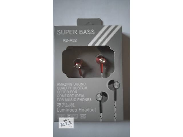 купить бу Навушники KD-A32 в Стрые