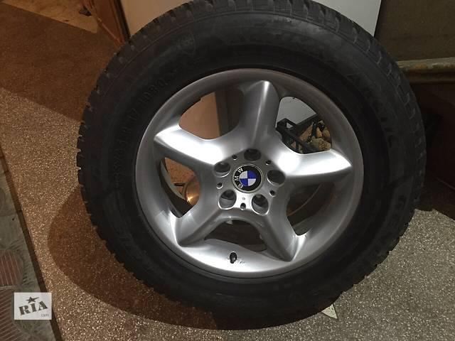 купить бу Немецкие Зимние Колеса BMW X5 (235/65 R17) - Оценка Критиков 5 из 5 в Черновцах